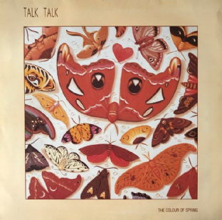 Talk Talk - The Colour Of Spring (LP) (G/G+)